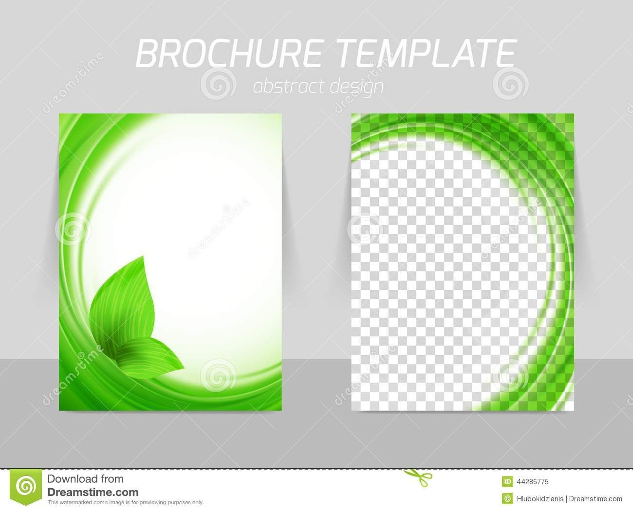 Flyer Template Back And Front Design  Download From Over