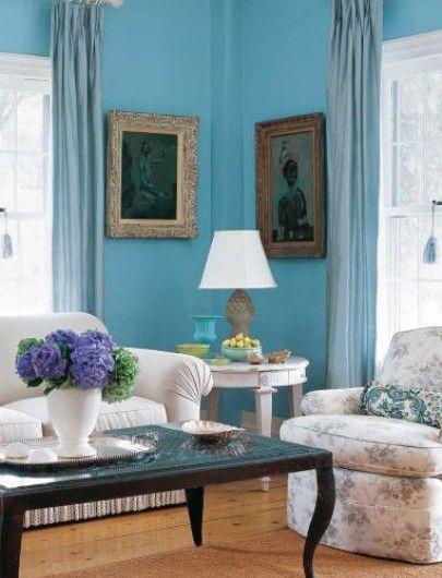 pretty wall color