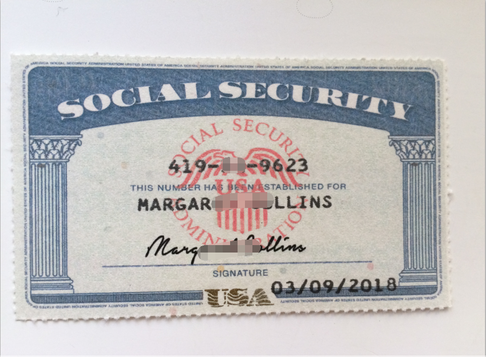 Social Security Card Ssn Buy Best Fake Ids Make A Fake Id Online Fake Id Maker Social Security Card Birth Certificate Template Id Card Template