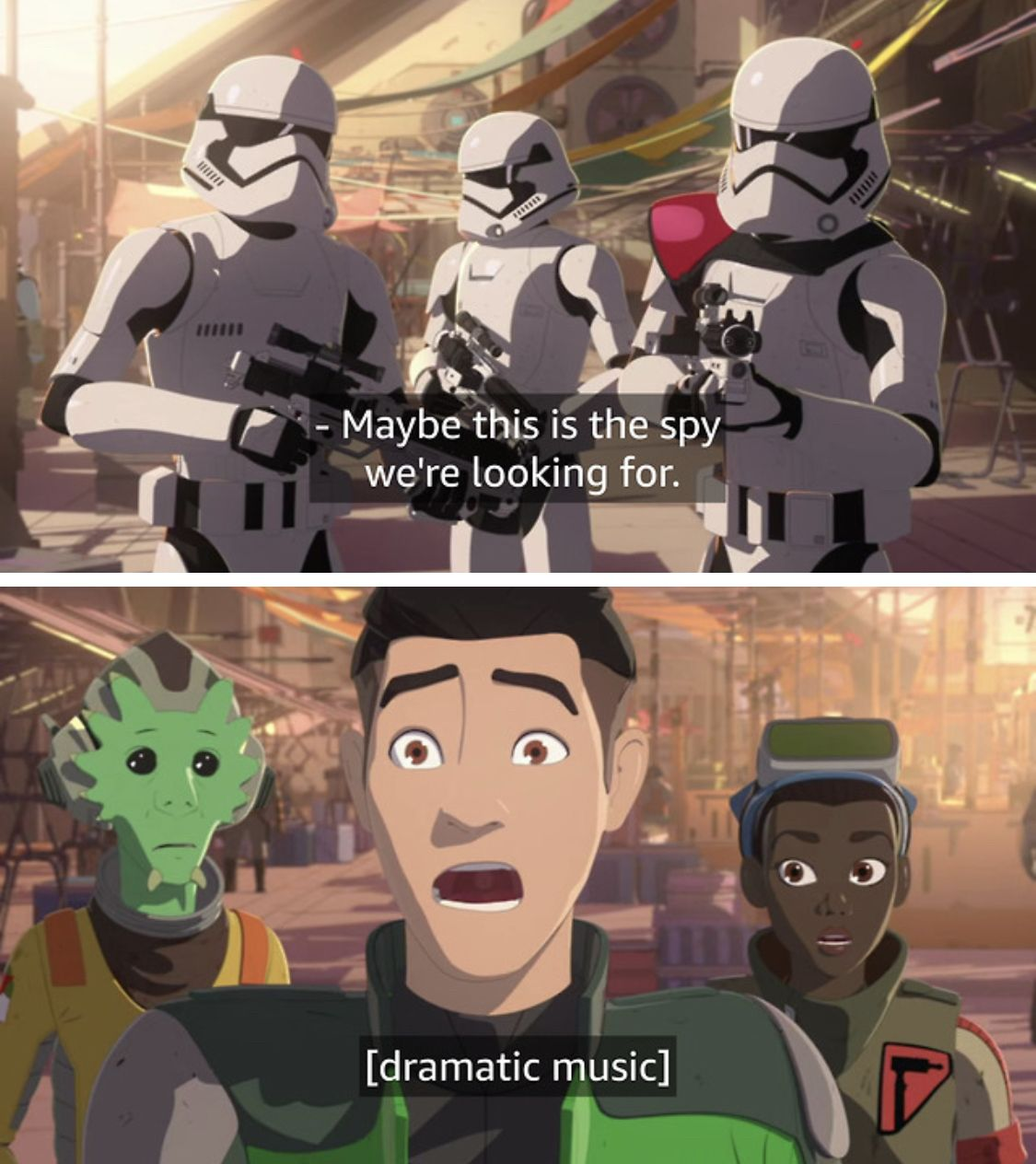 God I Love Star Wars Resistance Tam Ryvora Is My Fave But Kaz Is Cool Too Starwarsresistance Starwars Res Star Wars Nerd Star Wars Humor Star Wars Actors