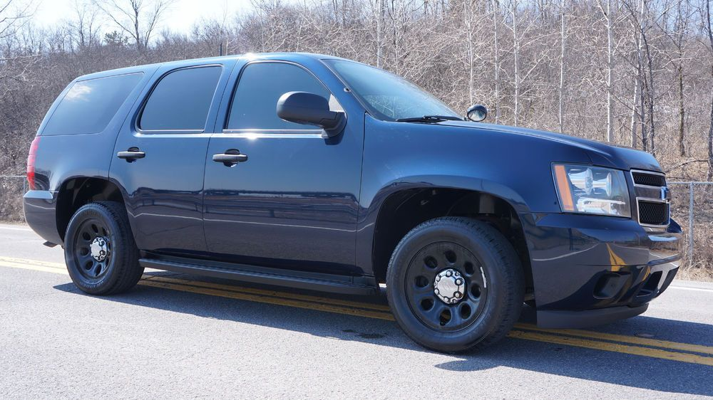 2007 Chevrolet Tahoe Police Package Jpm Entertainment