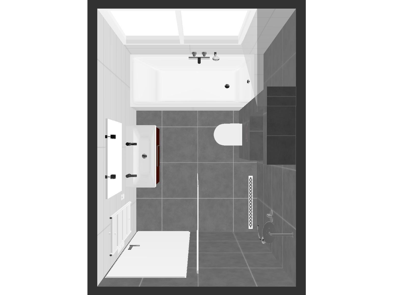 3d badkamerontwerp sanidrome ijsselmuiden grootebroek for Inrichting badkamer 3d