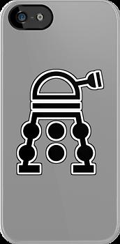 small tattoo idea - Dalek