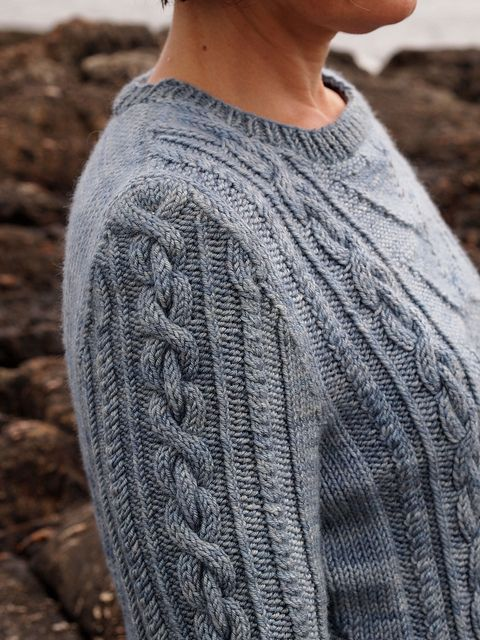 gorgeous ambergris by craftivore, designed by ann weaver