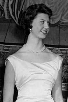 The Princess Désirée of Sweden (b. 1938). She is a daughter of The Prince Gustaf Adolf The Duke of Västerbotten and his wife, The Princess Sibylla of Saxe-Coburg and Gotha. She is Baroness Silfverschiöld (from 1964) as the wife of Baron Nils-August Silfverschiöld. Her children are Baron Carl Otto, and Baronesses Kristina-Louise and Hèléne Silfverschiöld.
