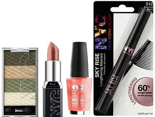 GetNew York Color Cosmetics As Low As FREE! Get this dealat Walmart! {Deal Scenario:} Buy: (1)New York Color Instant Lash Mascara – $1 Use: (1) $1/1 New York Color Product Printable[$1 or more] (UseZip 19606) Pay: $1 (product total) – $1 (coupon total) = $0 OOP Final Price: FREE after MQ! Other Great Deals you… Continue Reading …