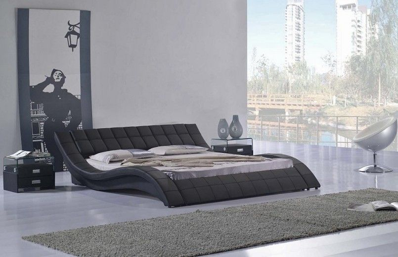 Cool Bedroom Decorating Ideas For Guys Low Profile Bed Coaster
