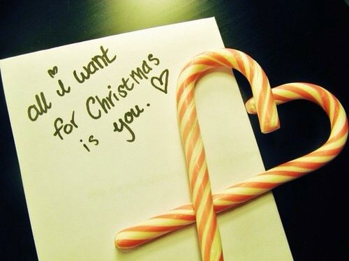 Wish we could be together this Christmas