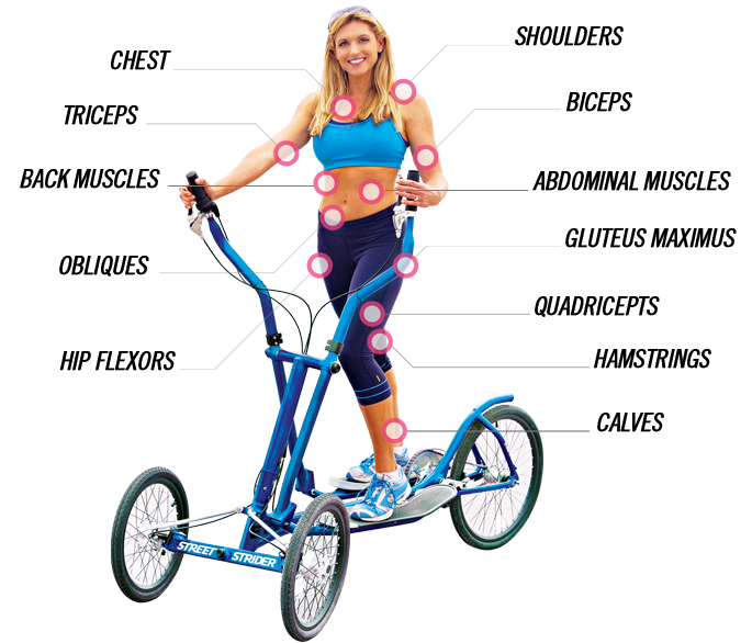 Streetstrider The Benefits Of Elliptical Training Exercise