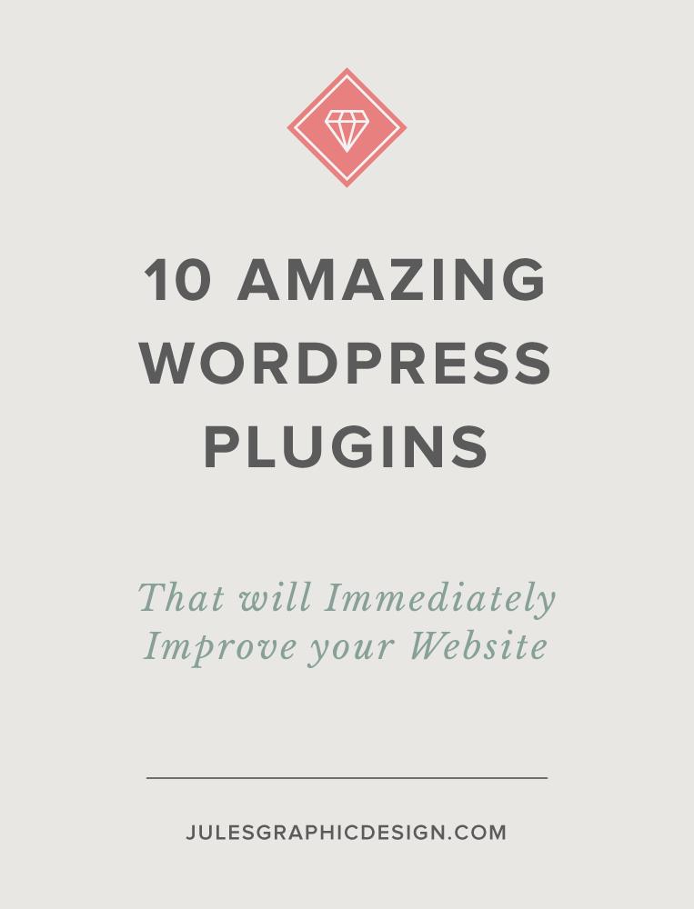 10 Amazing WordPress Plugins to Immediately Improve Your ...