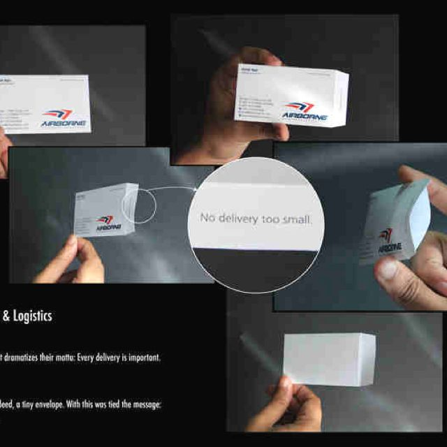 M7 another interactive business card a tiny envelope with a business cards reheart Image collections