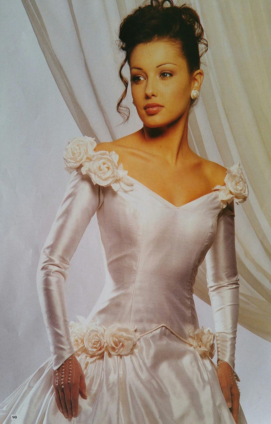 Demetrios pure silk gown demetrios pinterest silk gown