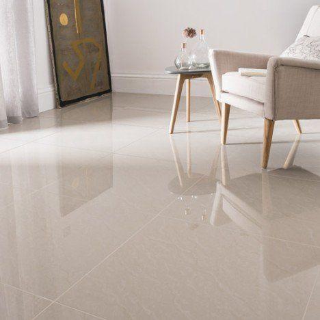 Carrelage sol et mur beige effet marbre Maderas l.60 x L.60 cm ...