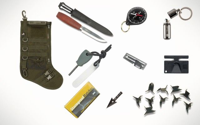 ACME APPROVED STOCKING STUFFERS 2012 Outdoor survival