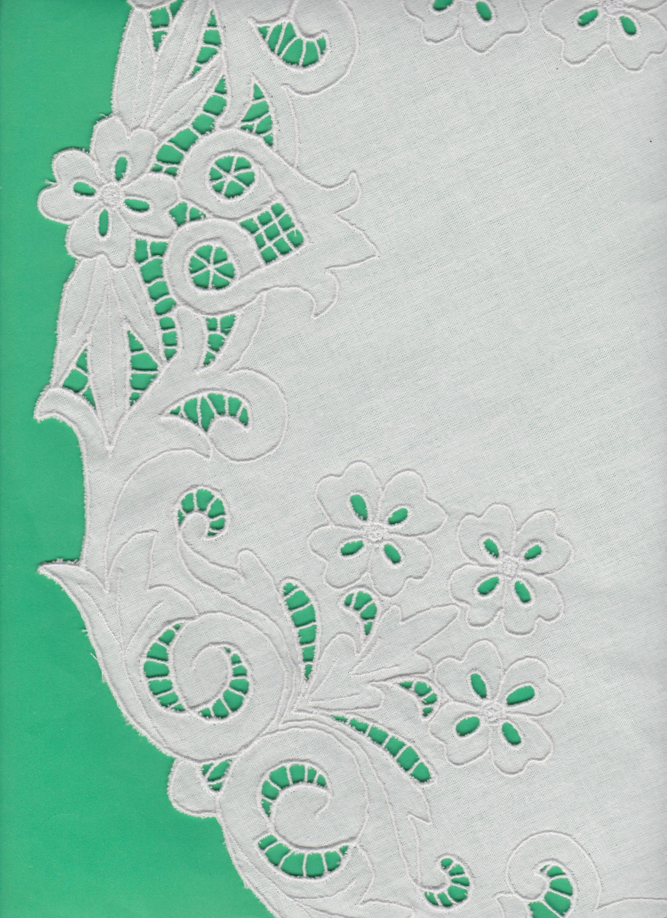 Perfecto Cartas De Patrones De Bordado Ornamento - Manta de Tejer ...