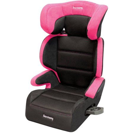 Harmony Dreamtime Deluxe Comfort Booster Car Seat Pink