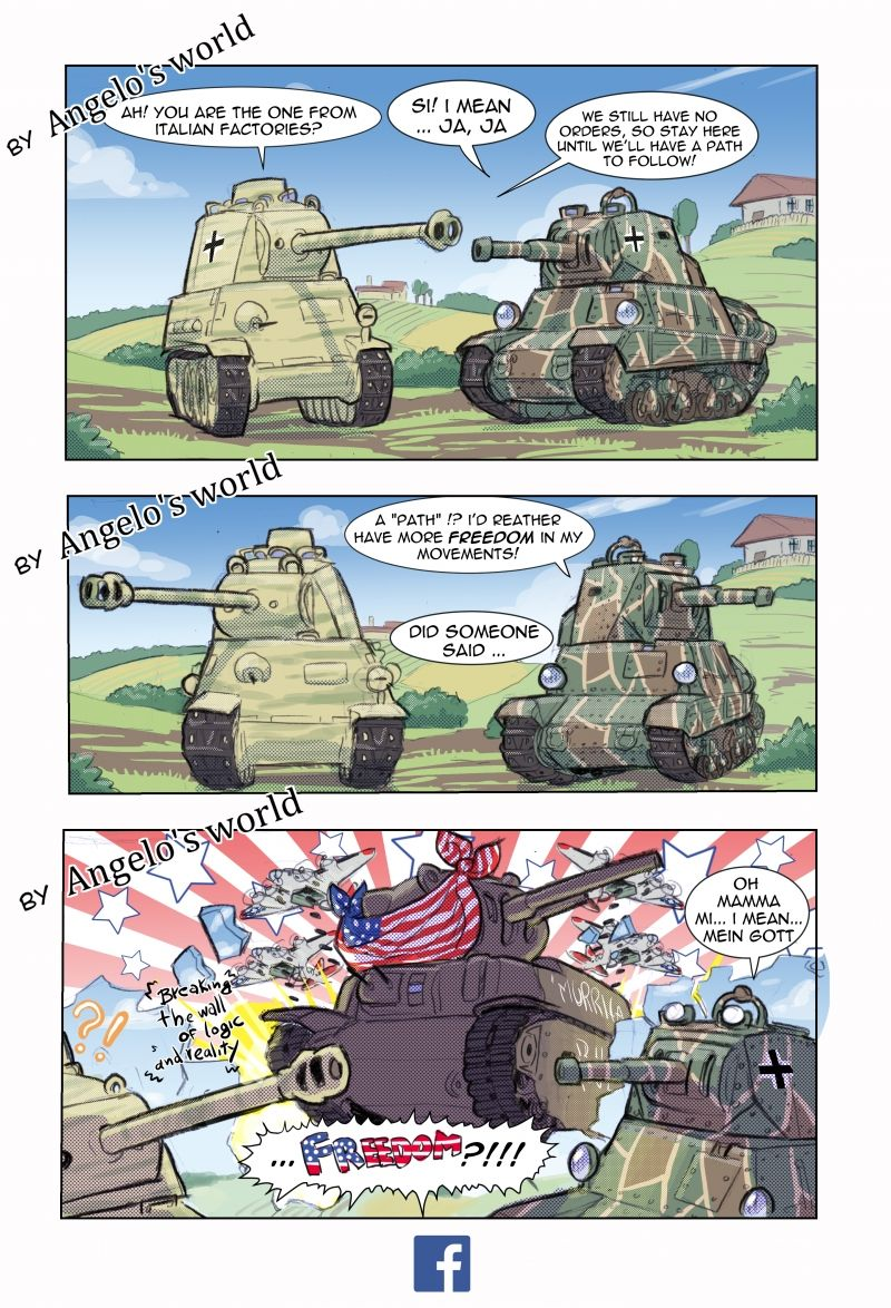 Image at War Thunder Communities Center | Funny tanks ...