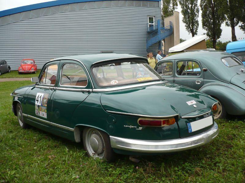 PANHARD PL 17 Confort S 1965