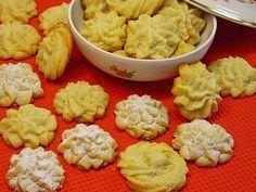 Vanille - Quark - Häufchen #cookiesalad