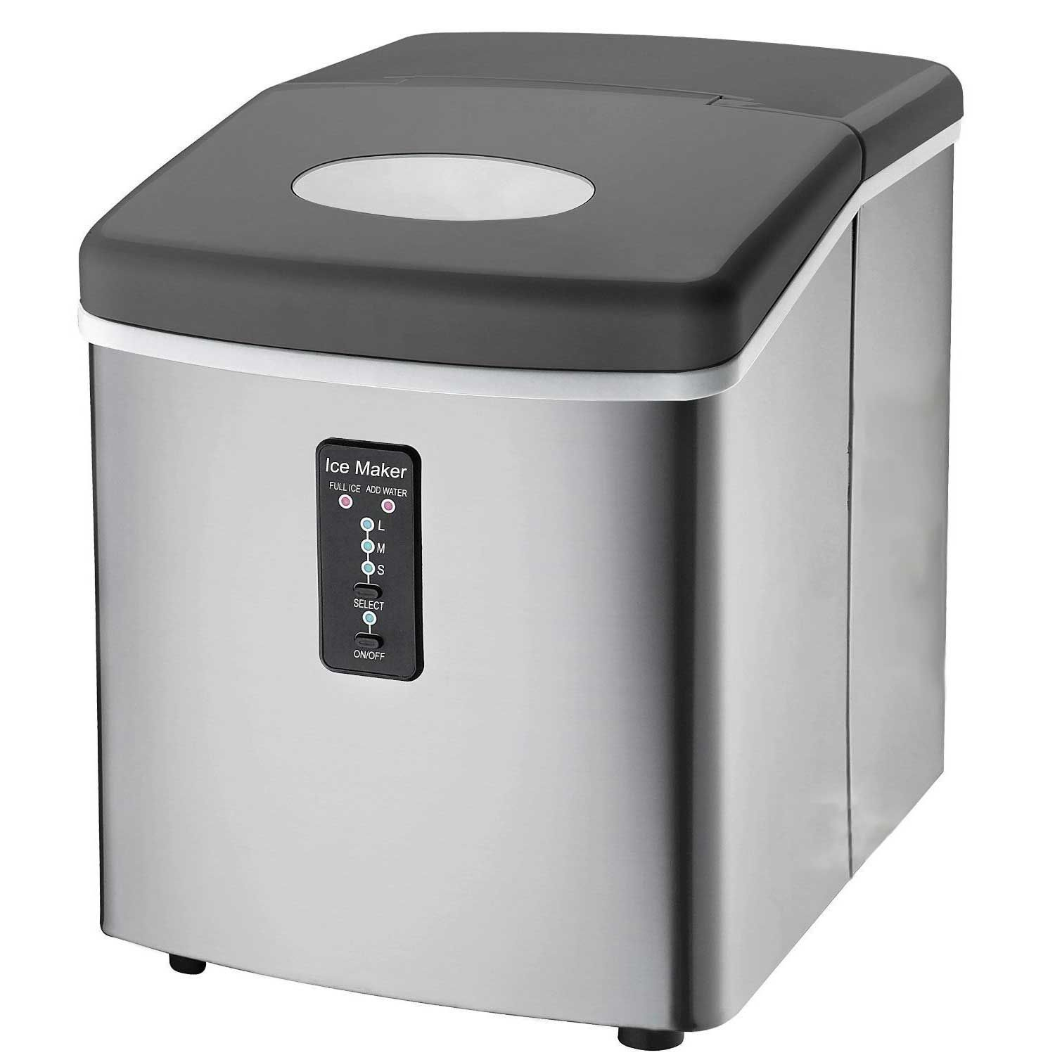 Thinkgizmos Ice Maker Review Nugget Ice Maker Countertops Ice
