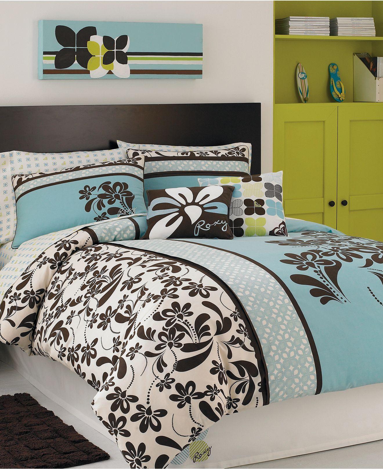 roxy bedding julia duvet cover sets