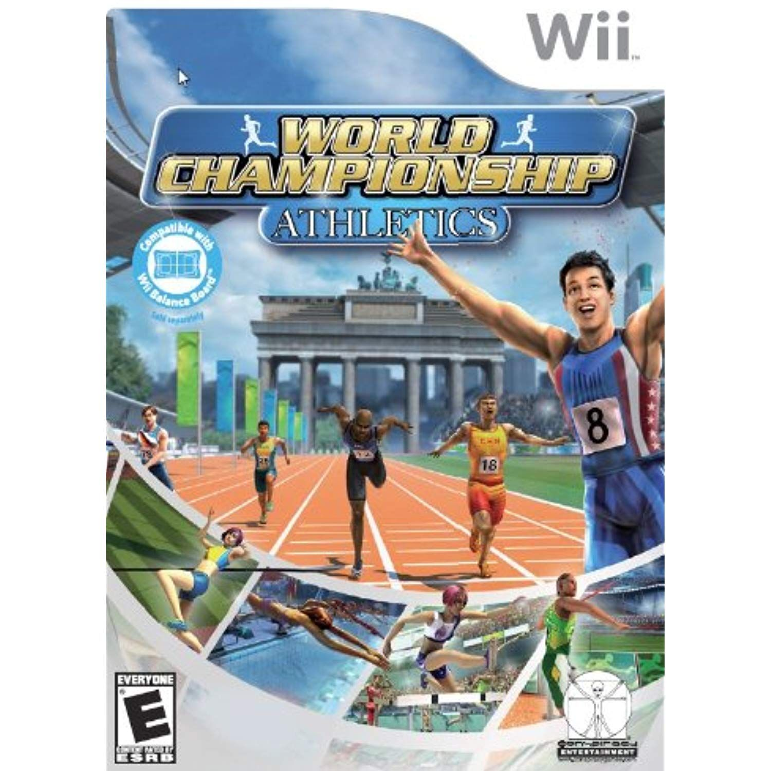 World Championship Athletics Nintendo Wii ** Find out