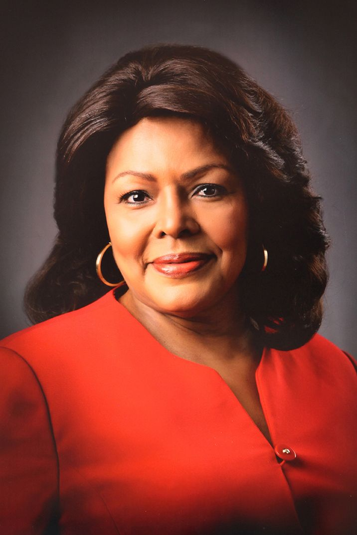 First African American News Anchor For A Dallas Television Station