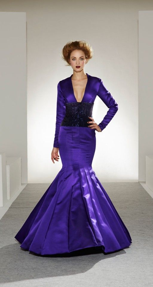 Georges Chakra – Fall Winter 2013 / 2014 Collection