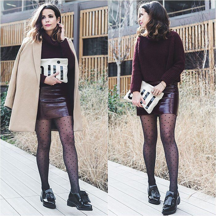 OUTFIT OF THE DAY BY @collagevintage #howtochic #ootd #outfit