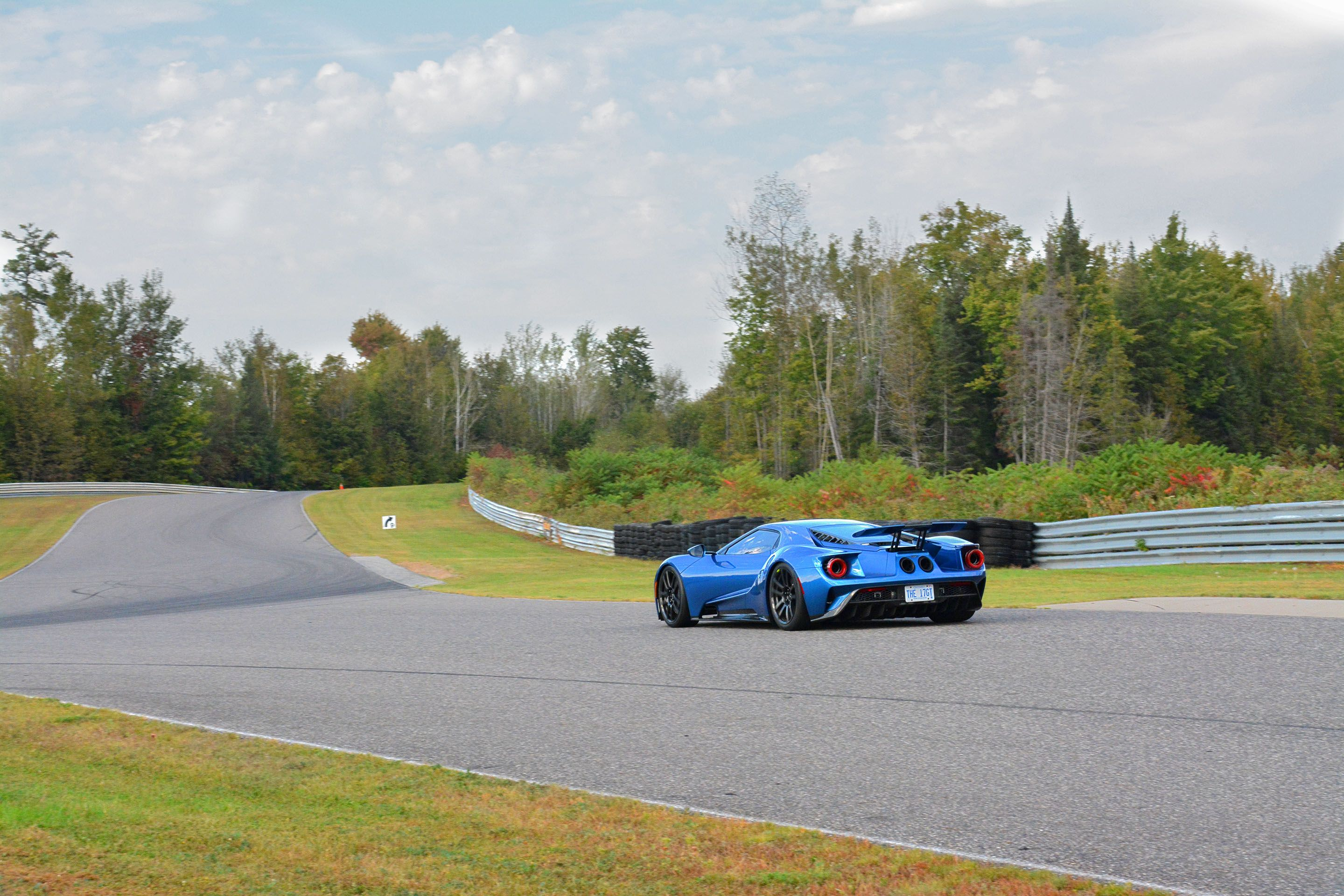 Ultra Exotic Ford Gt Deliveries Commence In Canada Trackworthy Com Ultra Exotic Ford Gt Deliveries Commence Canada