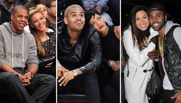 Celebrity Couples With Songs