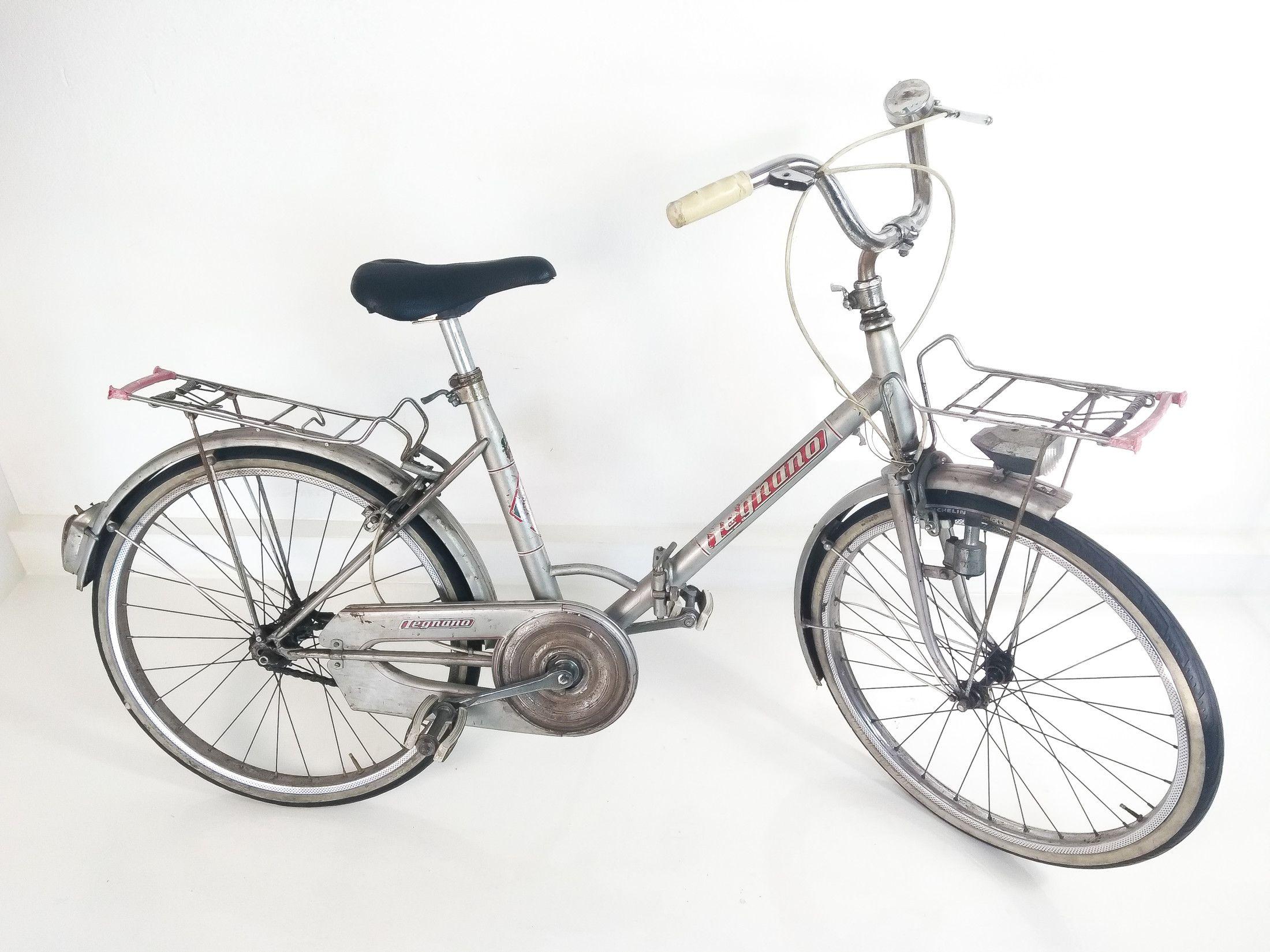 Bicicletta Pieghevole Legnano Della Famiglia Graziella Cinzia