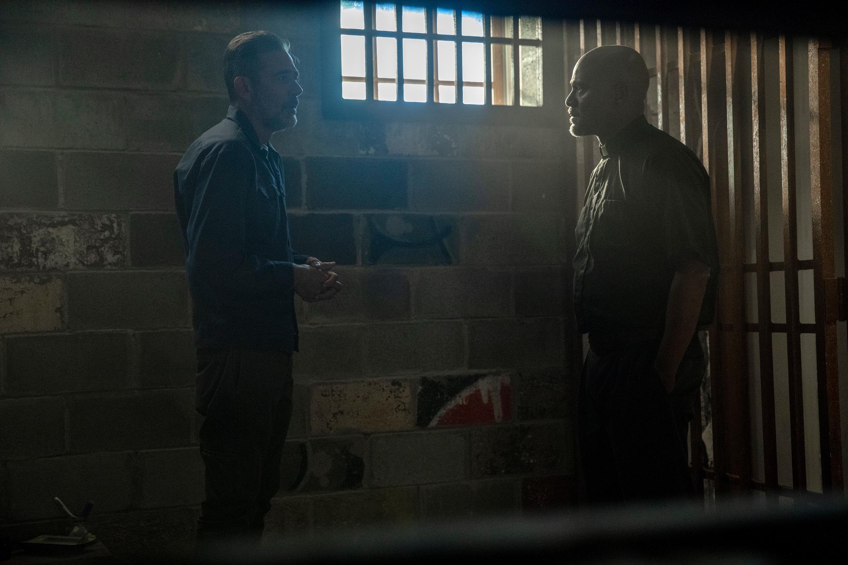 The Walking Dead: Sneak peek at season 5 deleted scene
