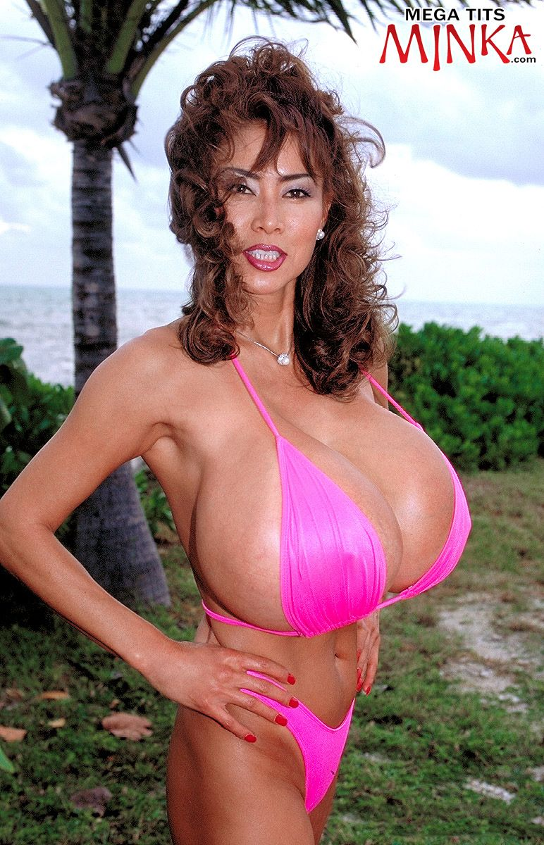Mega Tits Bikini