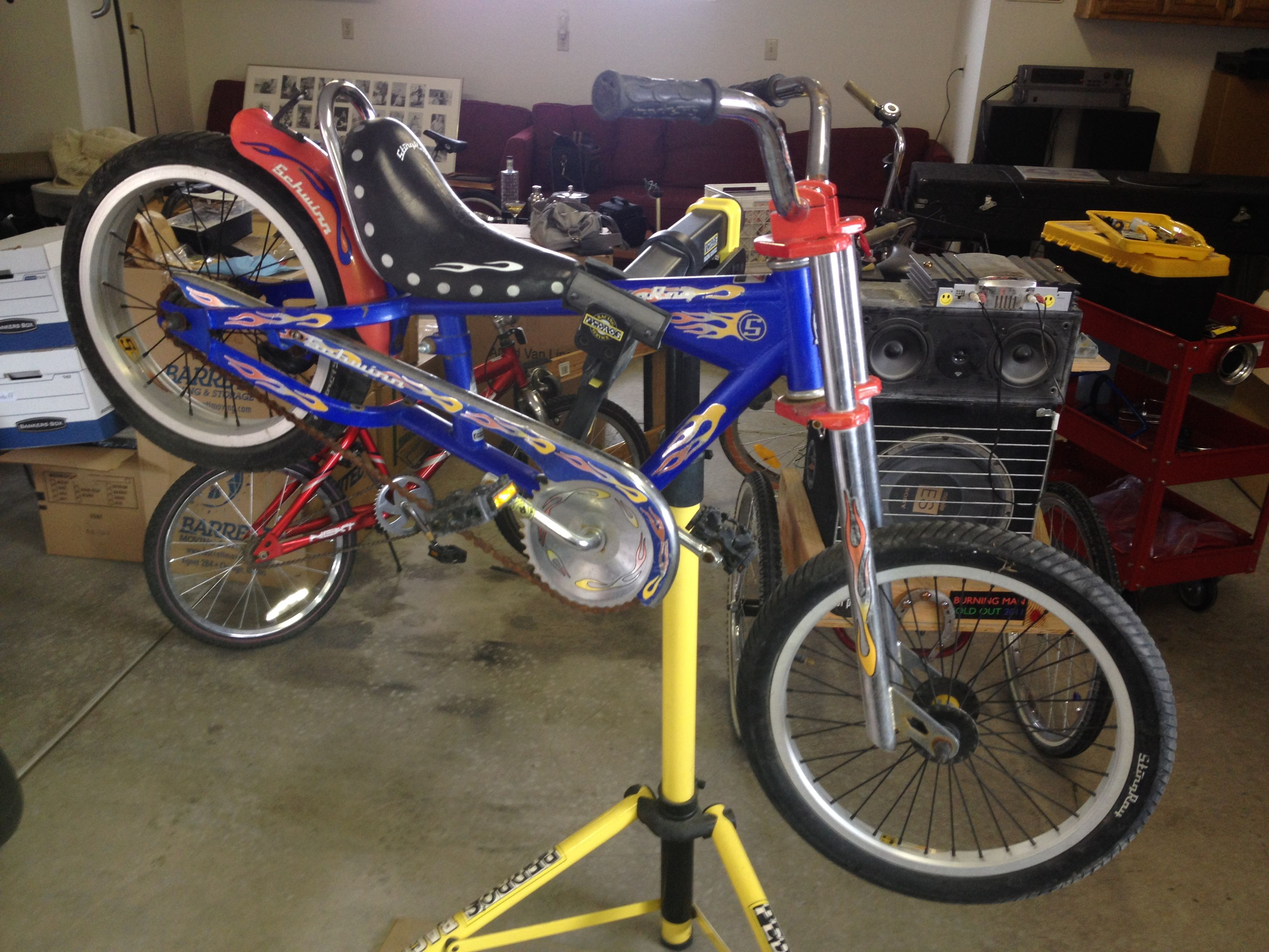 Obtain A Bike Or Bikes From Which You Will Salvage The