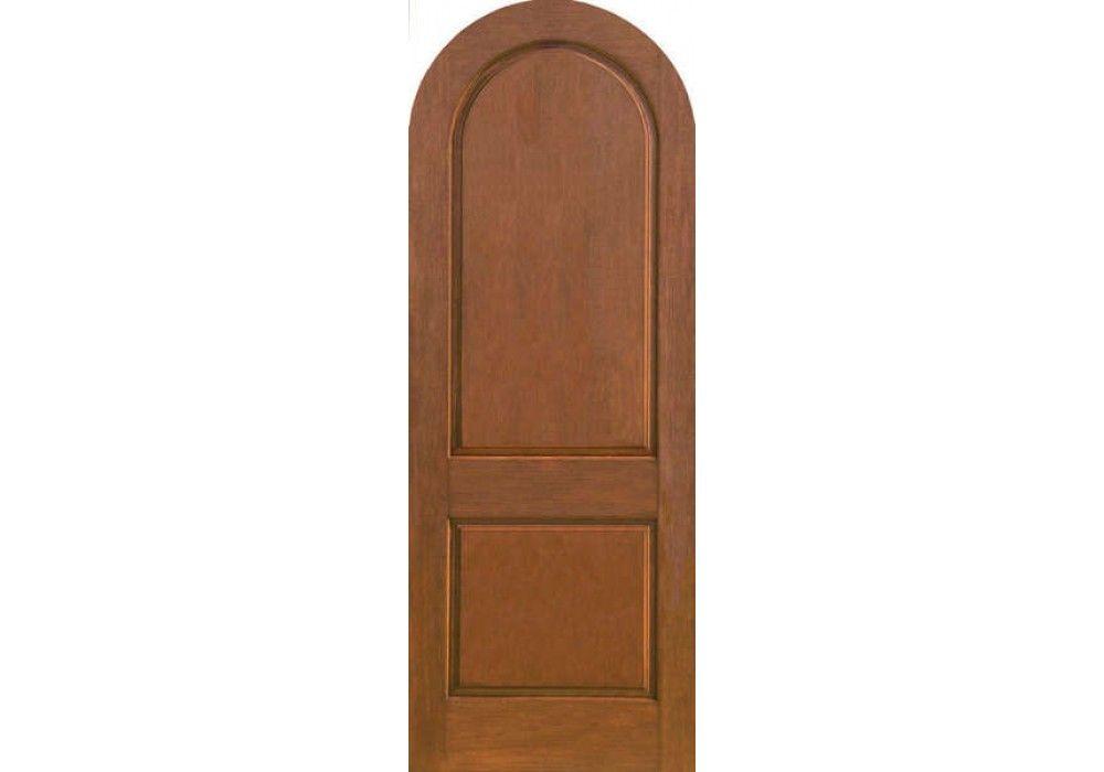 Fairbanks Thermatru Rustic Two Panel Arched Top Door Interior Doors For Sale Arched Doors Doors