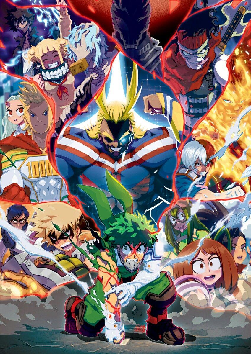 Plus Ultra My Hero My Hero Academia Hero