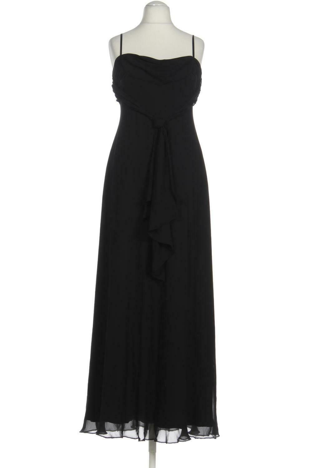 Vera Mont Kleid Damen Dress Damenkleid Gr. DE 38 schwarz ...