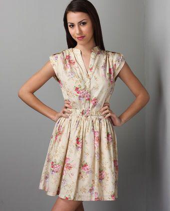 Home Sweet Home Dress