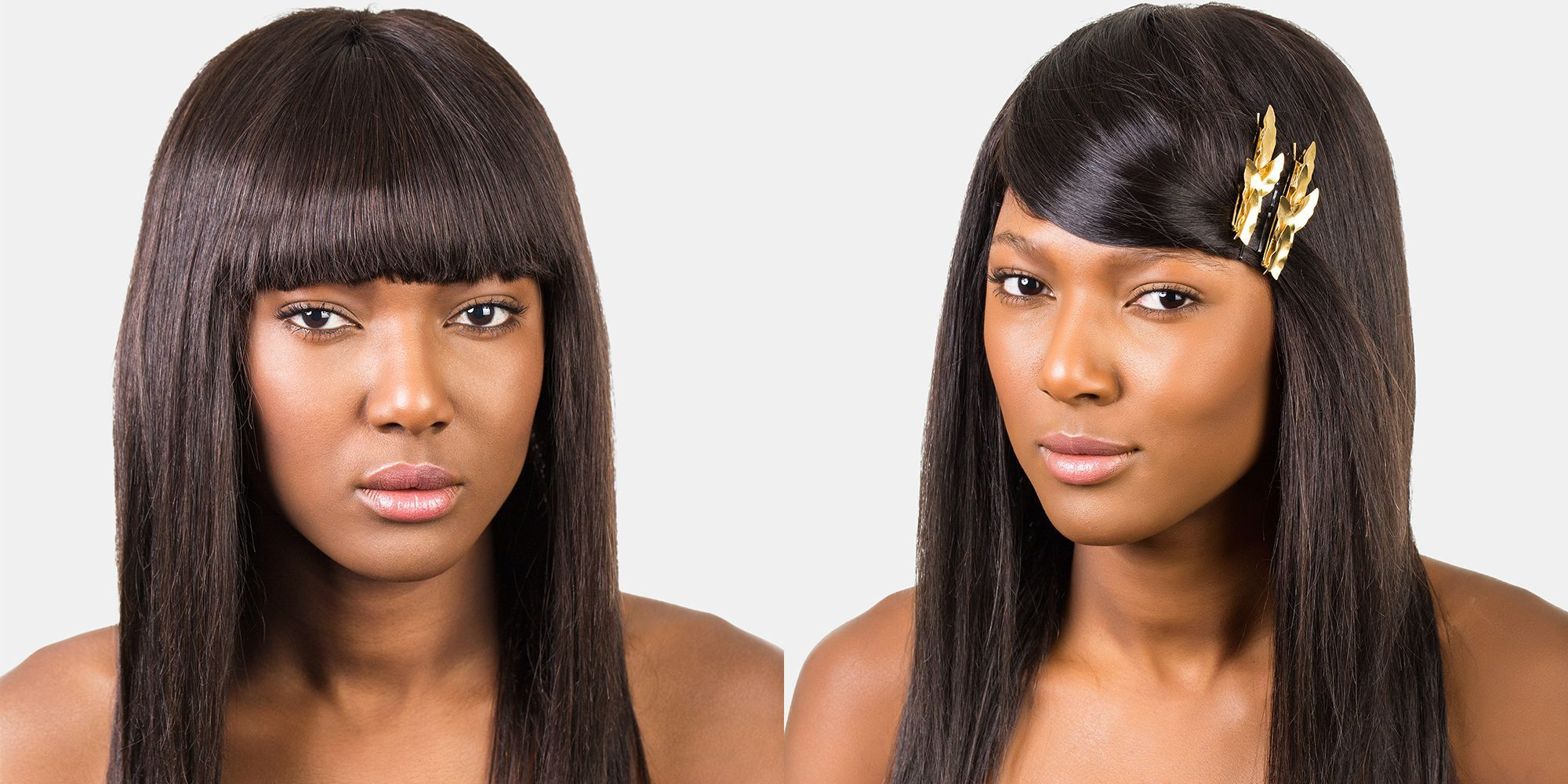 Cute Hairstyles To Hide Bangs For Round Faces How To Style Bangs 5 Hairstyles To Keep Your Bangs Ou In 2020 How To Style Bangs Bangs For Round Face Cute Hairstyles