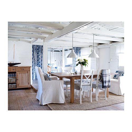 Ikea beach house Beach House Ideas! Pinterest - como decorar un techo de lamina