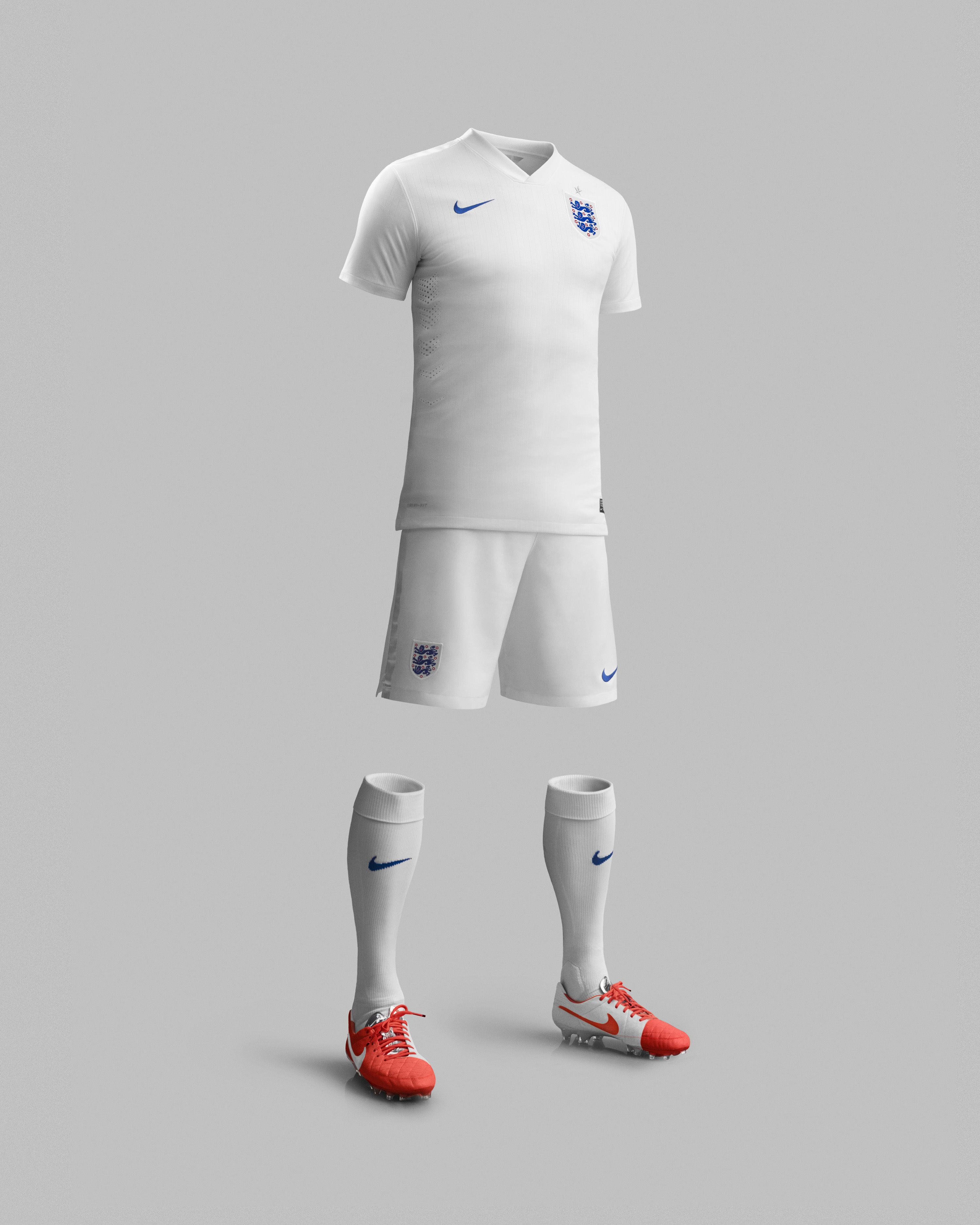 T shirt white psd - Football Kits