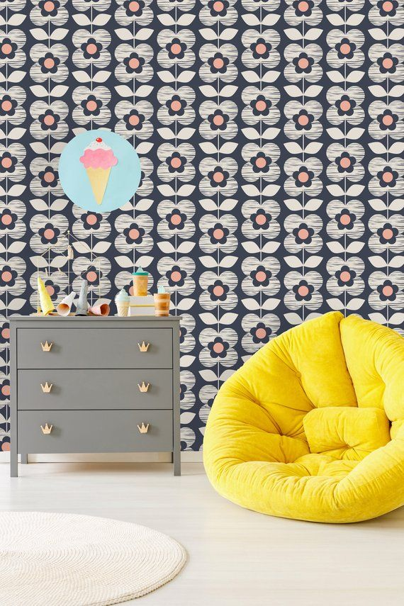 Removable Wallpaper Peel And Stick Wallpaper Self Adhesive Etsy Peel And Stick Wallpaper Removable Wallpaper Cheap Couch