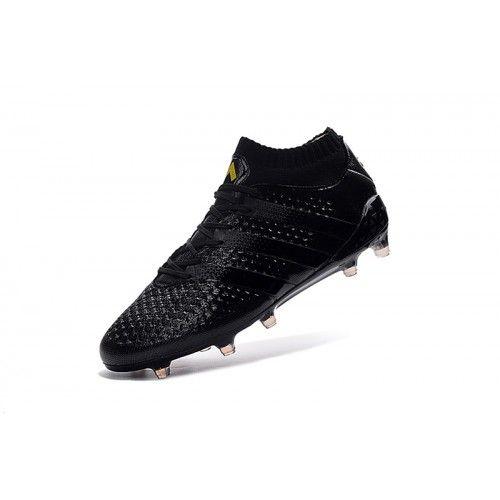 newest db4c8 0f711 Adidas ACE - Best Adidas ACE 16.1 Primeknit FG AG Black ...