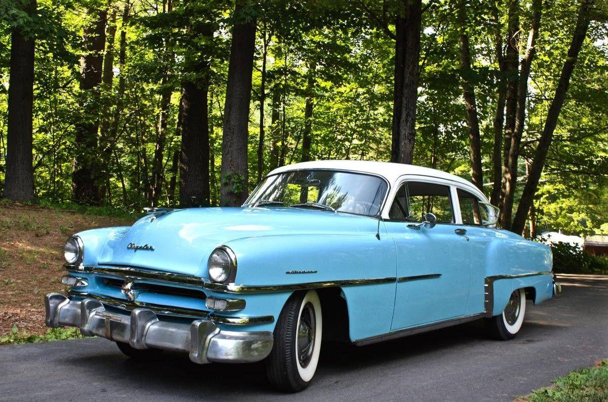 1953 Chrysler Windsor Deluxe Club Coupe Chrysler Windsor Chrysler Coupe