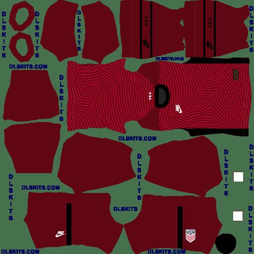 Mono Enjuiciar Diez  NIKE USA 2020 Dream League Soccer Kits | DLS 20 Kits | Soccer kits, Soccer,  League