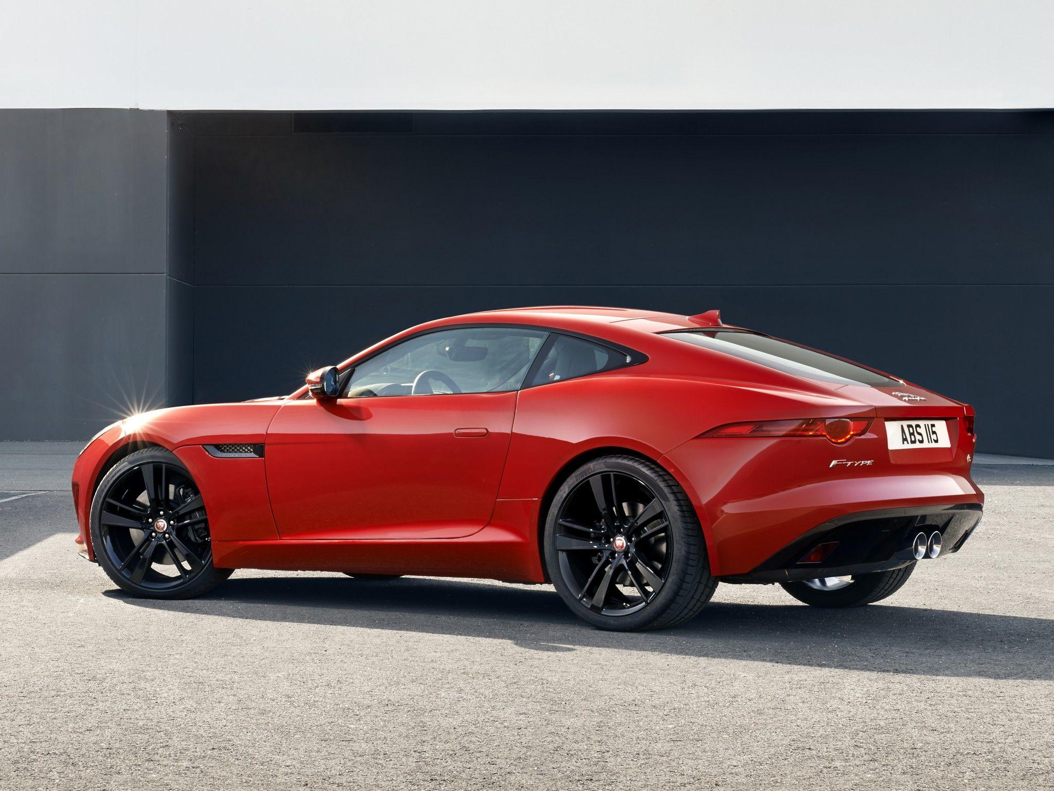 2014 Jaguar F Type S Coupé Jaguar F Type Jaguar Jaguar Car