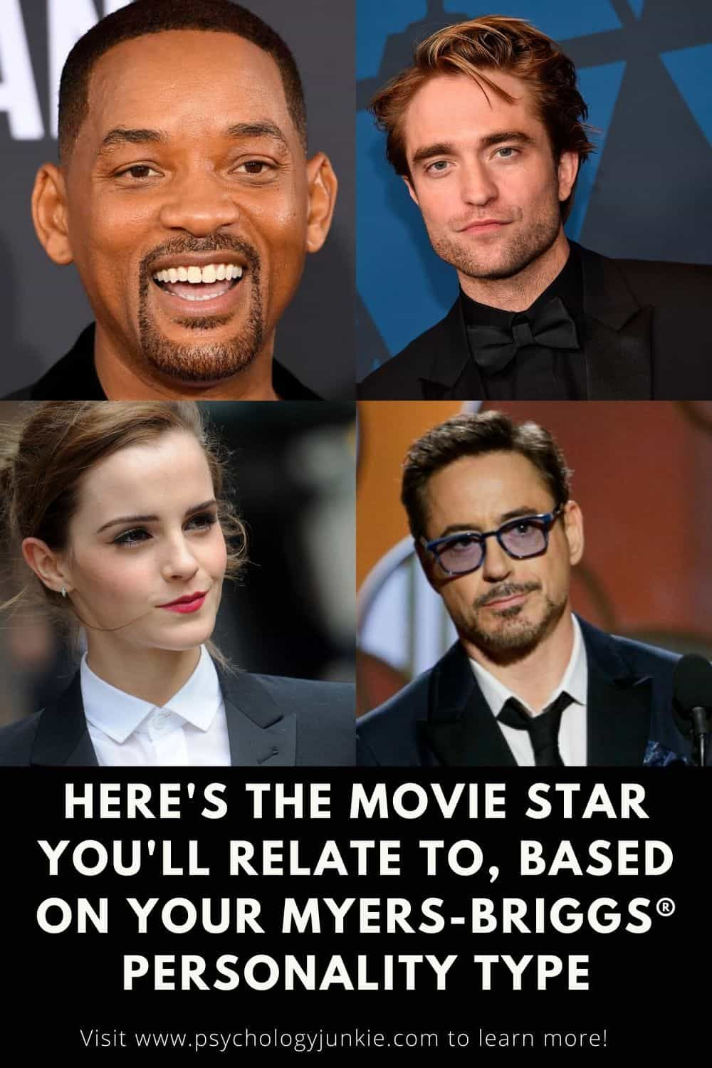 Here's the Movie Star You'll Relate to, Based On Y
