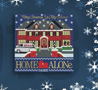 Download Win a Home Alone Game! Like Clark Griswold's well-lit ...