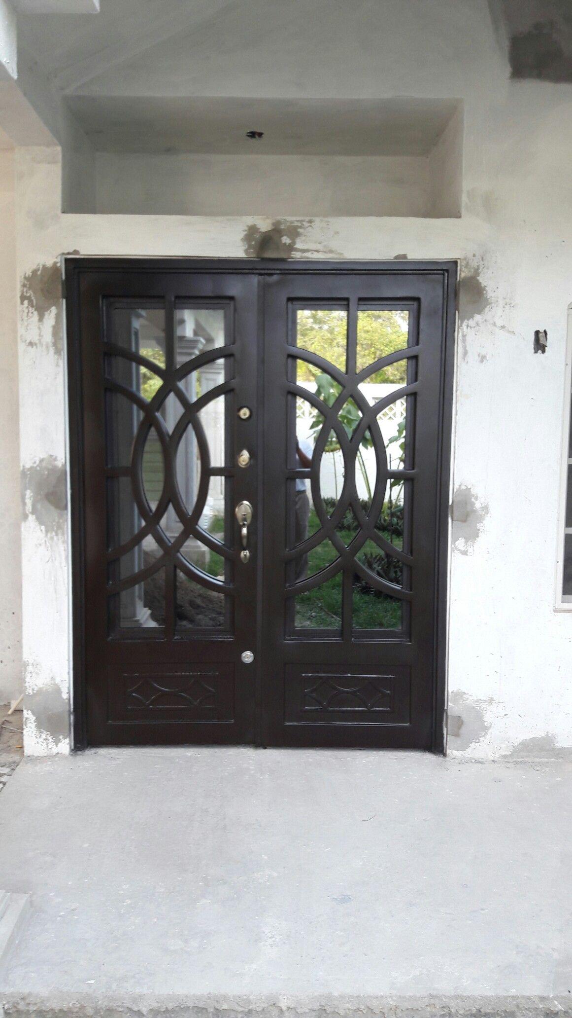 Pin De Kervin Machado Valentin En Fierro Forjado Puertas De Acero Puertas De Entrada Modernas Puertas De Entrada